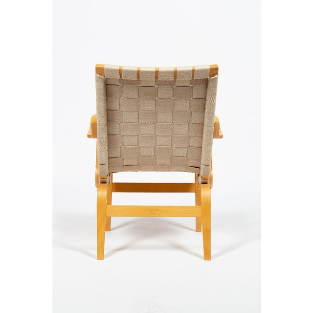1970s Bruno Mathsson Eva Chairs For Sale - Image 5 of 13