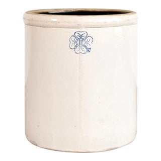 Antique Large 12 Gallon Stoneware Crock
