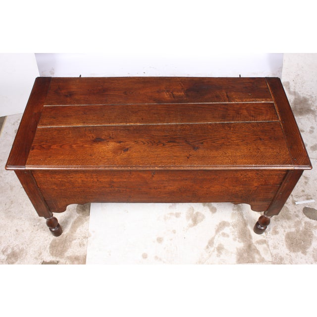 1800s French Sugar Chest - Image 3 of 4