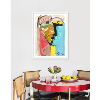 "Medium ""Stella and Joe"" Print by Lesley Grainger, 24"" X 30"" Preview"