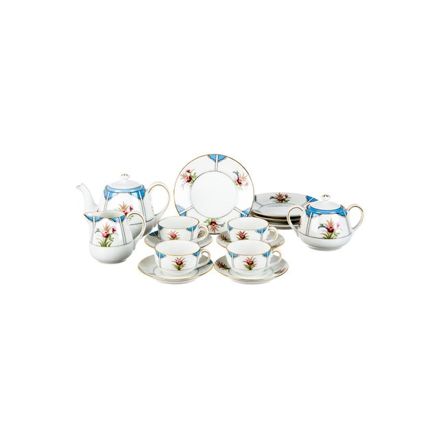 Late 18th Century Late 18th Century Tableware Noritake Child's Tea Service - Set of 15 For Sale - Image 5 of 5