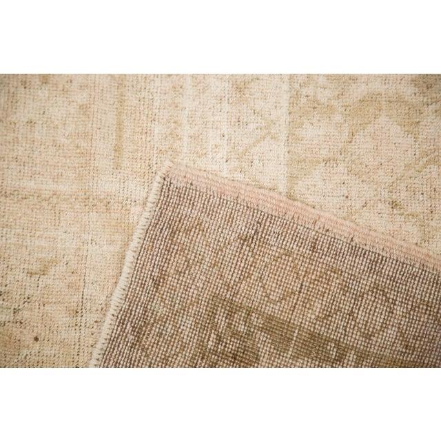 "Vintage Oushak Carpet - 7'3"" x 12'2"" For Sale In New York - Image 6 of 7"