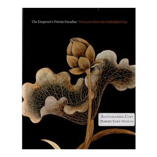 """2010 """"The Emperor's Private Paradise"""" Coffee Table Book For Sale"""