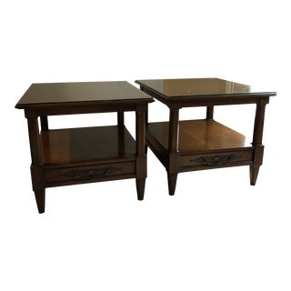 Vintage Nightstands - a Pair For Sale