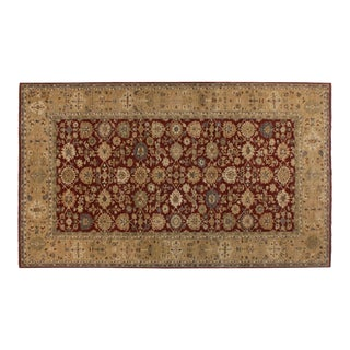 "New Agra Carpet - 12' X 19'10"" For Sale"