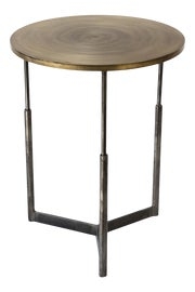 Image of Dark Gray Side Tables