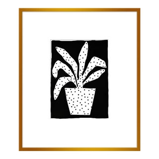 "Medium ""Polkadot Plant"" Print by Kate Roebuck, 26"" X 30"""