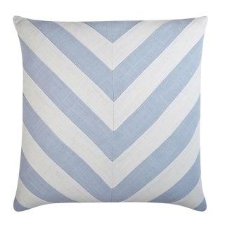 "Piper Collection Stone Cotton ""Ryan"" Pillow"