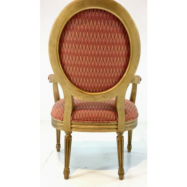 Port 68 French Style Port 68 Avery Chair For Sale - Image 4 of 5