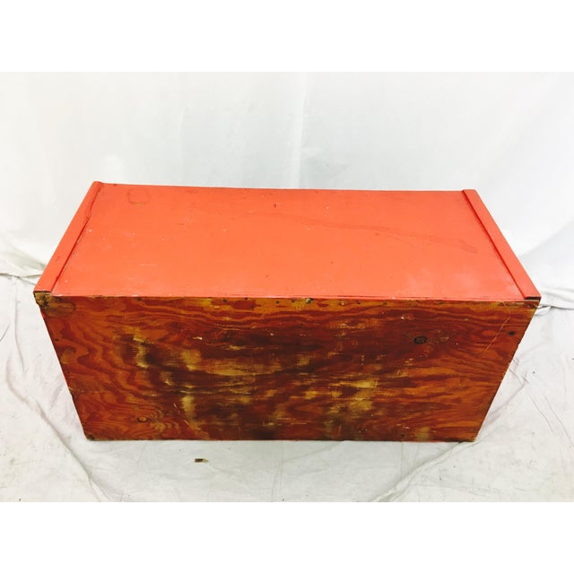 Rustic Pine Box - Image 6 of 6