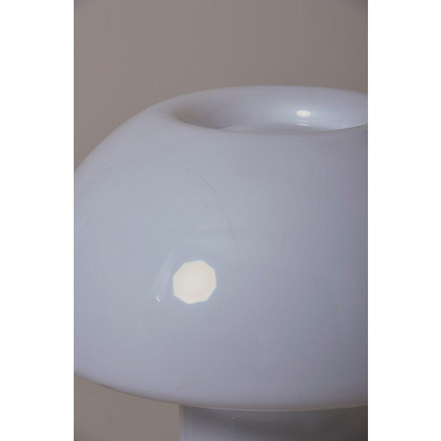 Mushroom Table Lamp Mod. 625 by Elio Martinelli for Martinelli Luce, Italy For Sale - Image 9 of 11