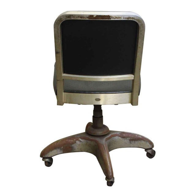 1950s Propeller Base Office Chair by The General Fireproofing Co. For Sale - Image 6 of 7