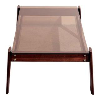 Jacaranda Rosewood Coffee Table For Sale
