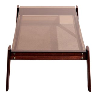 Percival Lafer Jacaranda Rosewood Coffee Table For Sale
