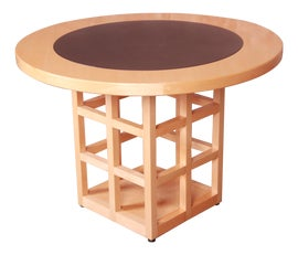 Image of Leather Card and Game Tables