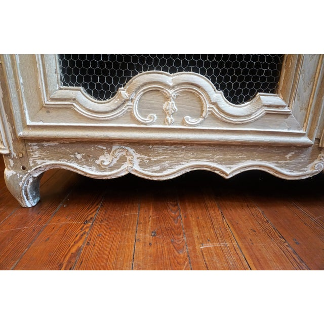 Early 19th Century Oak Bibliotheque For Sale In New Orleans - Image 6 of 13