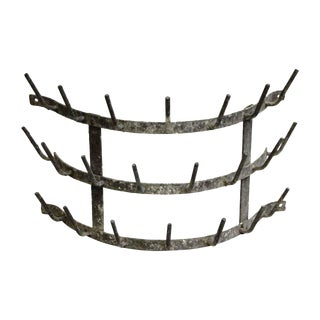 Industrial Steel Hedgehog Rack For Sale