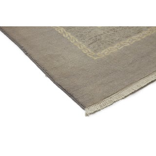 """Suzani Hand Knotted Area Rug - 9'1"""" X 12'3"""" Preview"""