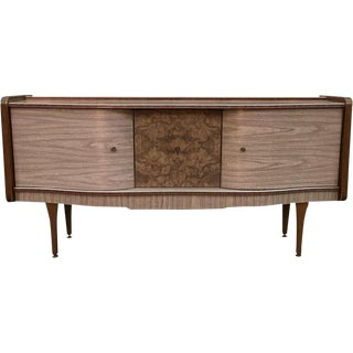 Mid-Century Modern Sideboard Drink Server 1960's For Sale