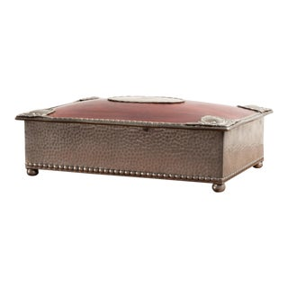 1950s French Jewelry Box