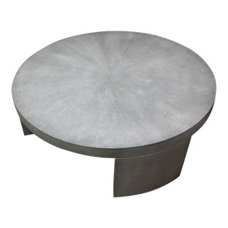 Modern Mitchell Gold + Bob Williams Bond Cocktail Table For Sale
