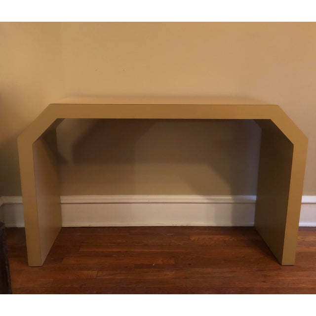 Sculptural Console Table For Sale - Image 4 of 8