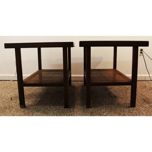 E. Paul Browning Mid-Century Side Tables - A Pair - Image 4 of 11
