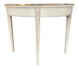 Image of Ethan Allen Console Tables