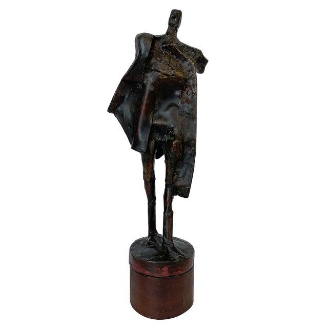 Carole Harrison Figurative Matador Sculpture For Sale - Image 13 of 13