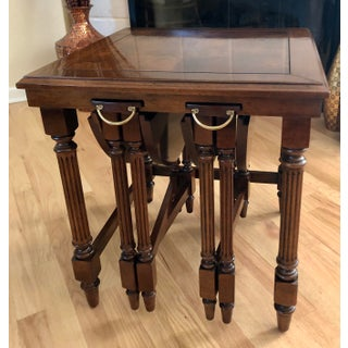 Traditional Gordon's Fine Furniture Nest of Tables - Set of 3 Preview