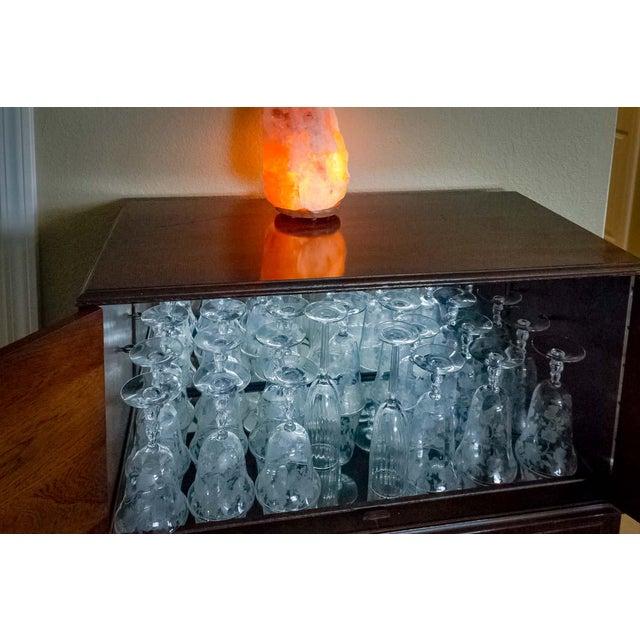 Mirrored Liquor Cabinet - Image 5 of 11