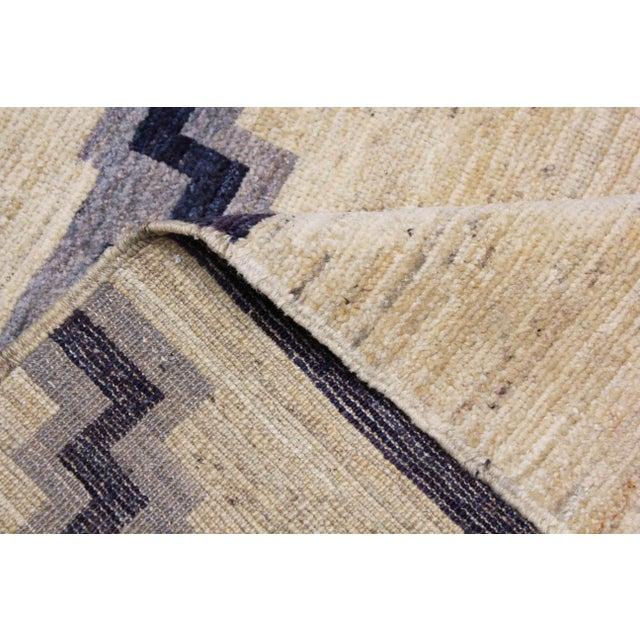Asian Handmade Navajo Design Rug For Sale - Image 3 of 10