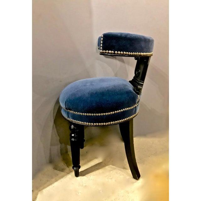 Anglo-Raj (English) Cockfighting Chair. C. 1830-40 For Sale - Image 4 of 9