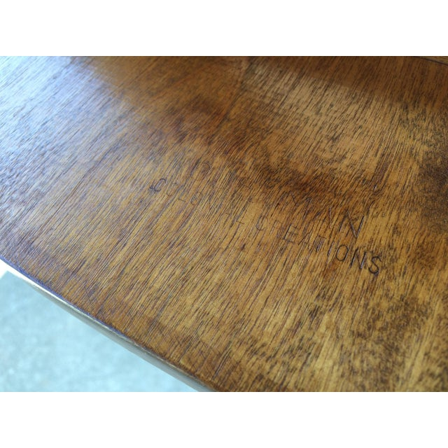 Cushman Colonial Maple Coffee Table For Sale - Image 11 of 11