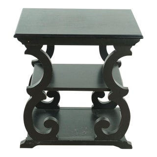 Broyhill Black Side Tables