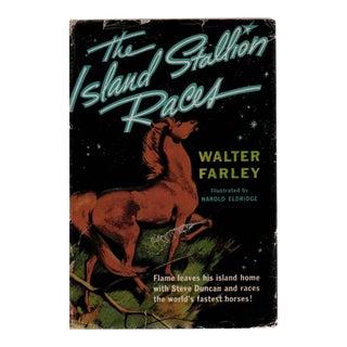"1955 ""The Island Stallion Races"" Book"