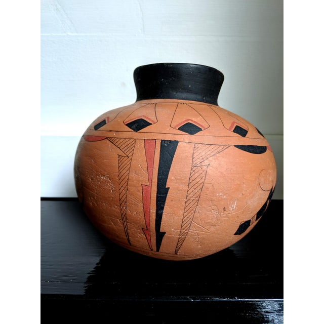 2000 - 2009 Mato Ortiz Mexican Handcrafted Clay Vessel For Sale - Image 5 of 5