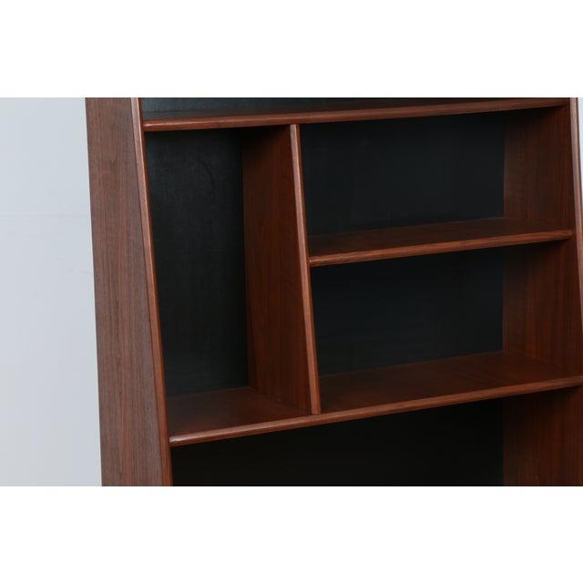 Vintage Asymmetrical Bookshelf - Image 9 of 9