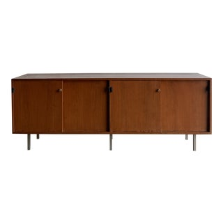 Florence Knoll Media Credenza For Sale