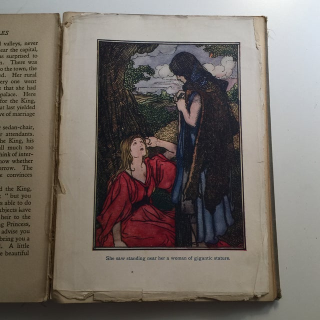 Perrault's Fairy Tales Book, C. 1913 For Sale - Image 9 of 10