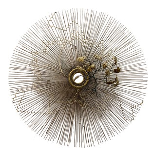 Mid-Century Modern C. Jere Wall Sculpture For Sale