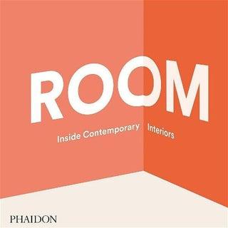 """""""Room"""" 100 Contemporary Interiors: Nacho Alegre, Phaidon Press Coffee Table Book For Sale"""
