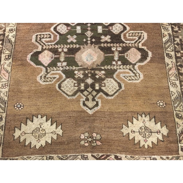 "Bellwether Rugs Turkish Oushak Runner- 5'3"" X 10'11"" - Image 4 of 9"