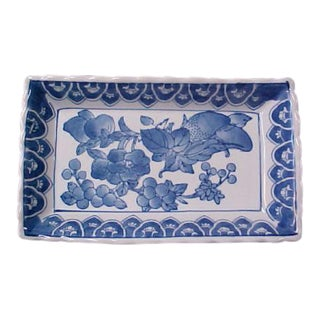 Chinese Rectangular Serving Tray