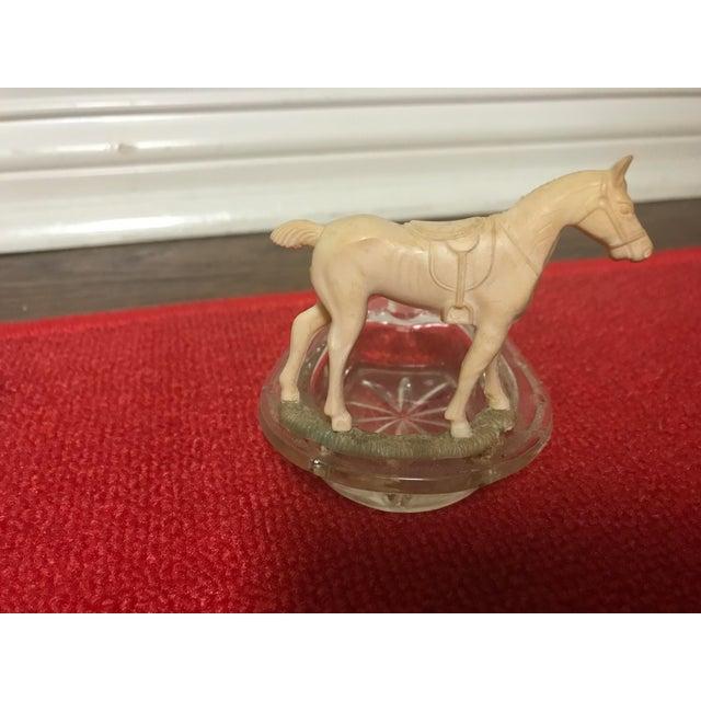 Horse Shoe Shaped Ashtray - Image 4 of 8