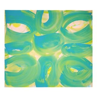 """Anne Russinof """"Ninefold"""", Painting For Sale"""