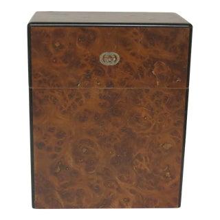 1970s Vintage Gucci Decanter Box For Sale