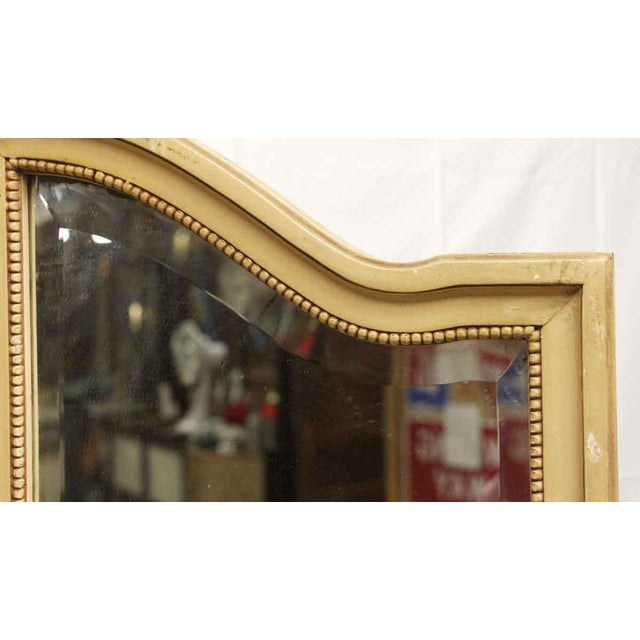 Mid 20th Century Antique Folding Mirror Vanity Table With Onyx Top For Sale - Image 5 of 8