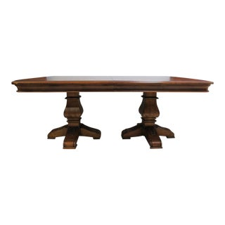 Ethan Allen Tuscany Inlaid Dining Room / Conference Table