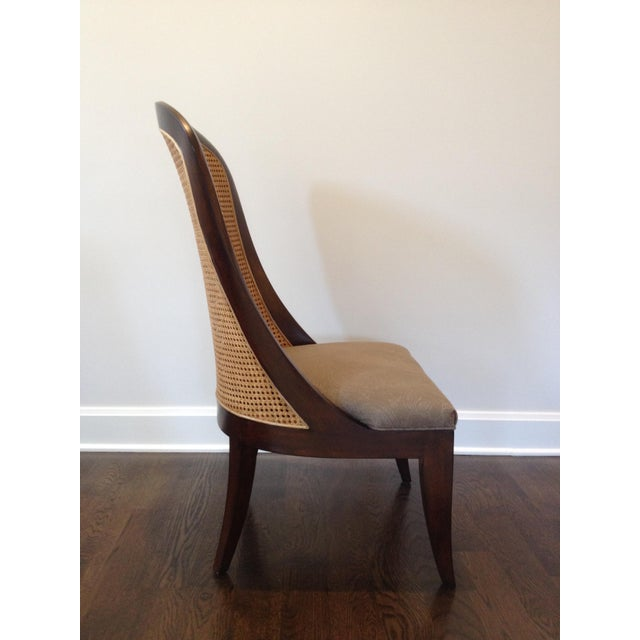 Hickory Chair Co. Caned Back Side Chairs - Pair - Image 6 of 11